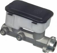 "Motown Automotive - Brake Master Cylinder, 1 1/8"" Bore w/Power Brakes, New, 81-91 Blazer & Suburban, 81-87 C/K10/20 Pickup"