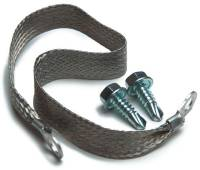 Electrical - Wiring - Painless Wiring - Single 10 Gauge Ground Strap Kit