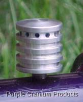 "GM 8.5"" Front w/28 Spline Inner Axle - Covers & Protection - Purple Cranium Products - Direct Mount Differential Air Cleaner"