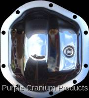 Dana 44 Front - Covers & Protection - Purple Cranium Products - Chrome Differential Cover, Dana 44