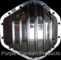 """14 Bolt 10.5"""" - Covers & Protection - Purple Cranium Products - Polished Aluminum Differential Cover, 14 Bolt 10.5"""" RG"""