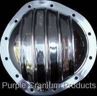 12 Bolt - Covers & Protection - Purple Cranium Products - Polished Aluminum Differential Cover, 12 Bolt Rear