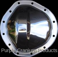 12 Bolt - Covers & Protection - Purple Cranium Products - Chrome Differential Cover, 12 Bolt Rear