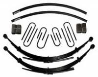 "Suspension - Lift Kits - Skyjacker Suspensions - 8"" Suspension Lift w/Rear Blocks & Add-A-Leaf, 73-87 Suburban 3/4 Ton w/8 Lug"