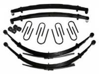 "Suspension - Lift Kits - Skyjacker Suspensions - 8"" Suspension Lift w/56"" Rear Springs & Block Kit, 88-91 Suburban 3/4 Ton w/8 Lug"