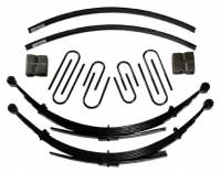 "Suspension - Lift Kits - Skyjacker Suspensions - 8"" Suspension Lift w/Rear Blocks & Add-A-Leaf, 69-72 Blazer, 67-72 Suburban & Pickup"
