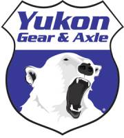 Axles & Axle Bearings - Axle Stub - Front Outer - Yukon Gear & Axle - YA D74917X