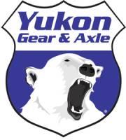 Axles & Axle Bearings - Axle Stub - Front Outer - Yukon Gear & Axle - YA D80375